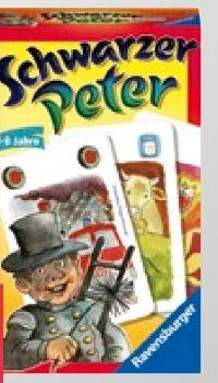 """Mitbringspiel """"Schwarzer Peter"""" von Ravensburger"""