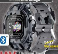 Outdoor-Smartwatch SWi2 von Jay-Tech