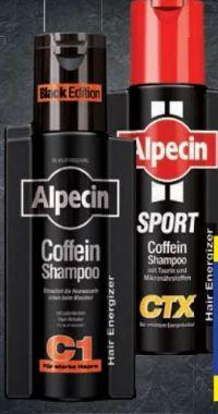 Sport Coffein-Shampoo von Alpecin