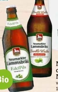 Pilsner von Neumarkter Lammsbräu