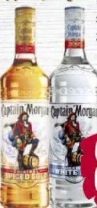 Rum von Captain Morgan