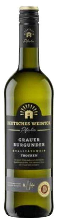 Grauer Burgunder von Deutsches Weintor