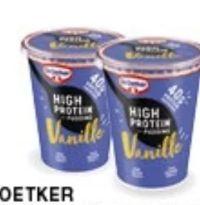 High Protein-Pudding von Dr. Oetker