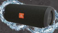 Bluetooth Lautsprecher Flip 3 Stealth von JBL