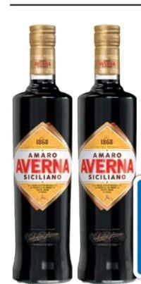 Amaro Kräuterlikör von Averna