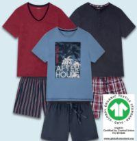 Herren-Pyjama von Livergy