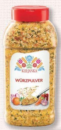 Würzpulver von Kuljanka