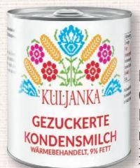 Gezuckerte Kondensmilch von Kuljanka