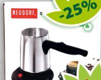 Kaffeekocher von Neudorff