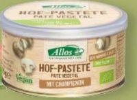 Hof-Pasteten von Allos