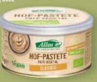 Bio Hof-Pastete Classico von Allos