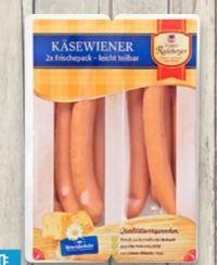 Käsewiener von Radeberger Fleischwaren