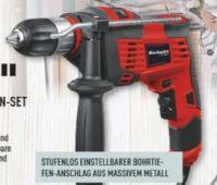 Schlagbohrmaschinen-Set TC-ID 1000 E Kit von Einhell
