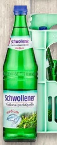Mineralwasser von Schwollener
