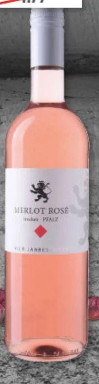 Merlot Rosé von Vier Jahreszeiten