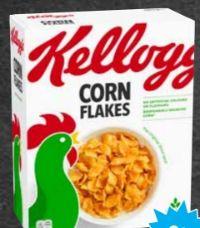 Frühstückscerealien von Kellogg's