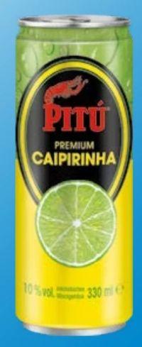 Premium Caipirinha von Pitú