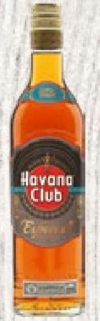 Rum 3 Jahre von Havana Club
