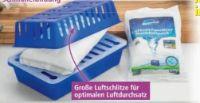 Luftentfeuchter Starter-Set von Saubermax