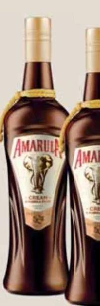 Fruit Cream Likör von Amarula