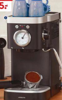 Espressomaschine von Ambiano