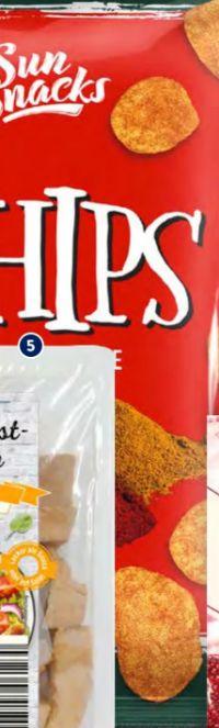 Chips von Sun Snacks