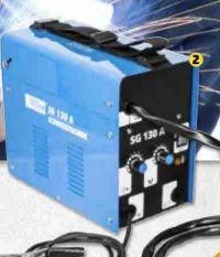 Fülldrahtschweißgerät SG130A von Güde