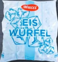 Eiswürfel von Mucci