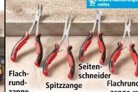 Grip-Zangen von Kraft Werkzeuge