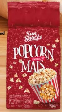 Popcornmais von Sun Snacks