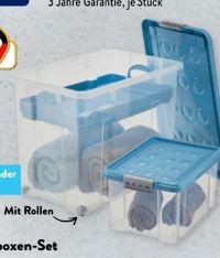 Maxi-Stapelboxen-Set von Easy Home