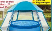 Universal-Poolpavillon von Solax-Sunshine