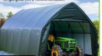 Folien-Gerätehaus von Shelter Logic