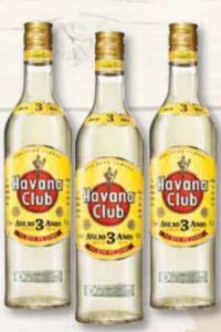 Rum Añejo 3 Años von Havana Club