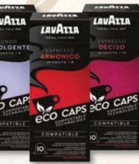 Eco Caps von Lavazza