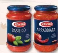 Pastasauce Basilico von Barilla
