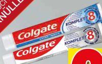 Komplett Zahncreme von Colgate