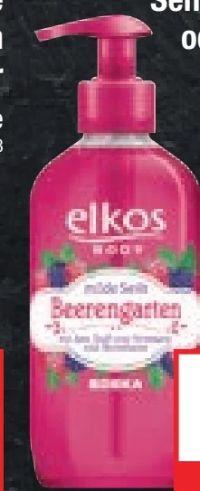 Body Milde Seife Beerengarten von Elkos