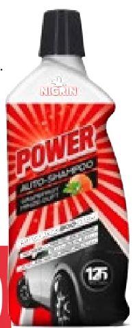 Auto-Shampoo Power von Nigrin