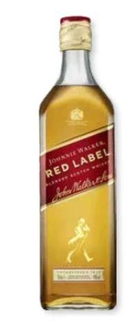 Red Label von Johnnie Walker