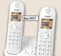 Schnurlos-DECT-Telefon KX-TGC422 von Panasonic