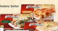 Pasta-Gerichte von Alberto
