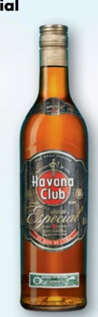 Rum Añejo Especial von Havana Club