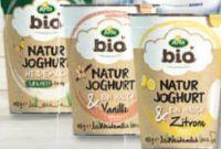 Bio Naturjoghurt von Arla