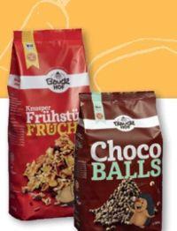 Choco Balls von Bauckhof