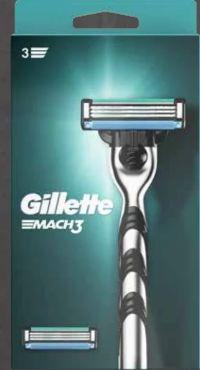 Mach3 Rasierapparat von Gillette