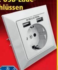Unterputzsteckdose von Powertec Energy