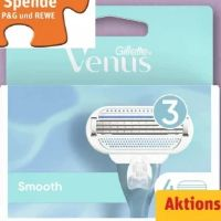 Venus Smooth Rasierklingen von Gillette