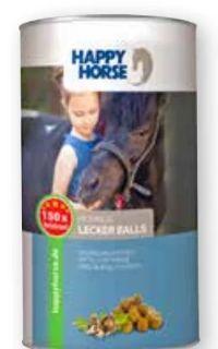 Balls Moringa Pferdefutter von Happy Horse