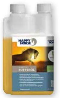 Futteröl Sensitiv von Happy Horse